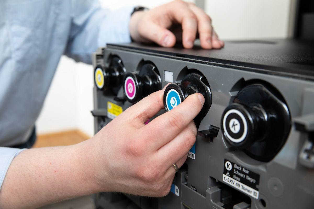 Drucker-Probleme - Wir helfen