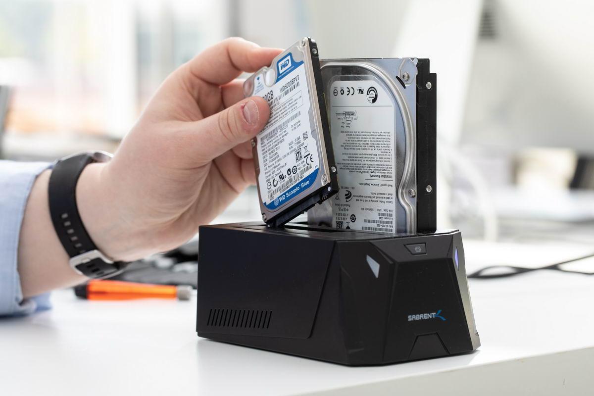 Festplatte Daten Retten - Service Bremen